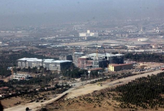 İşte yeni Başbakanlık binası 24