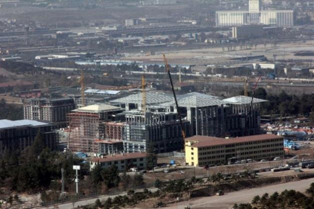 İşte yeni Başbakanlık binası 26