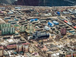 Burası dünyanın 'Elmas Şehri'