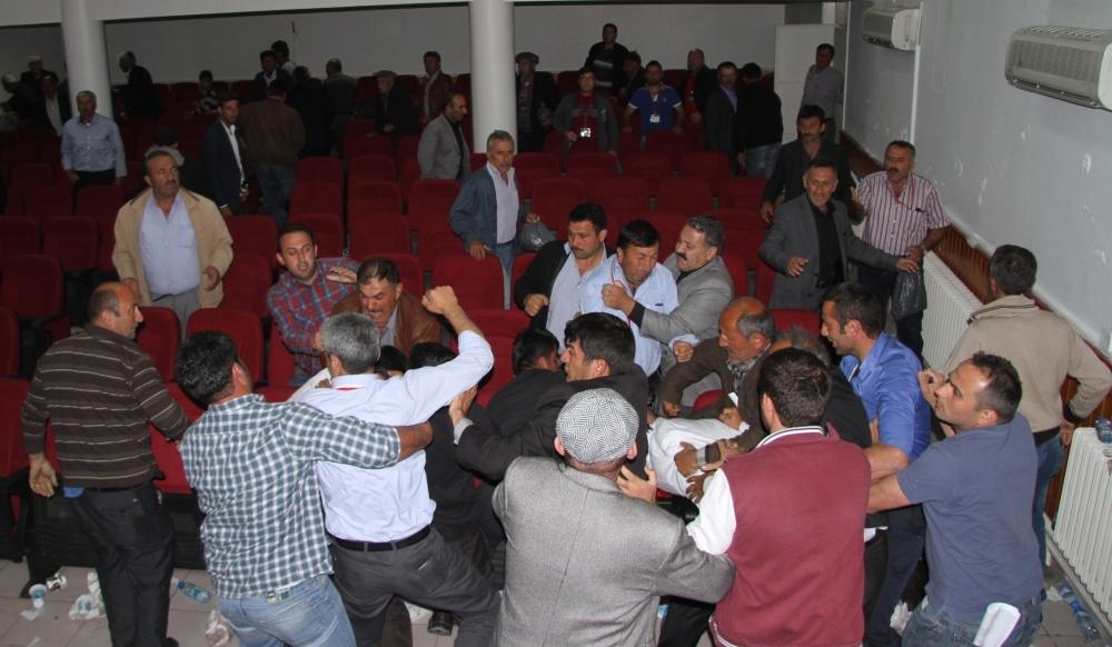 Damızlık Koyun Birliği Kongresi'nde kavga 2
