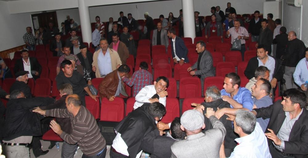 Damızlık Koyun Birliği Kongresi'nde kavga 3