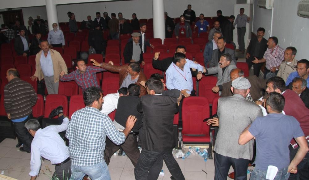 Damızlık Koyun Birliği Kongresi'nde kavga 6