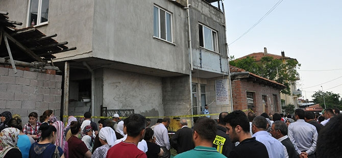 Denizli'de yangın: 3 ölü 3