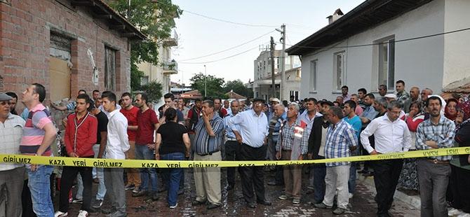 Denizli'de yangın: 3 ölü 8