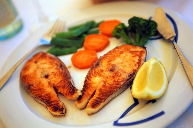 Balığın İnsan Vücuduna Sağladığı 14 Fayda 8