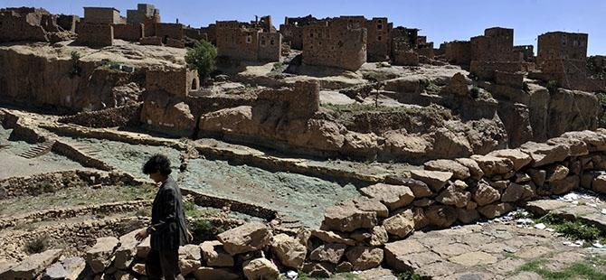 Yemen'de bir antik kent: Beyt Bos 1