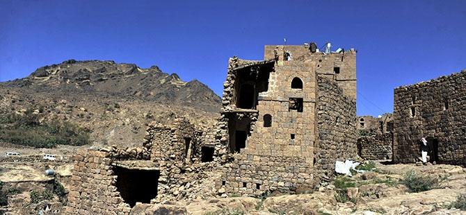 Yemen'de bir antik kent: Beyt Bos 10