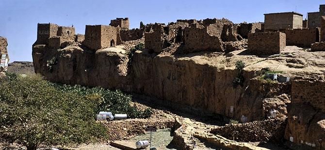 Yemen'de bir antik kent: Beyt Bos 11