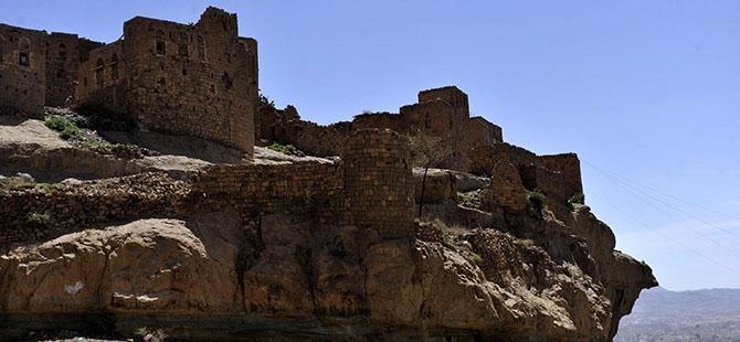 Yemen'de bir antik kent: Beyt Bos 2
