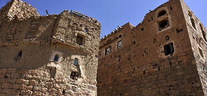 Yemen'de bir antik kent: Beyt Bos 4