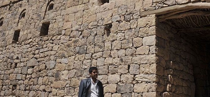 Yemen'de bir antik kent: Beyt Bos 6