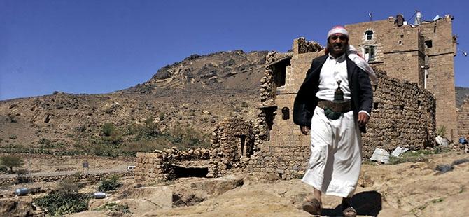 Yemen'de bir antik kent: Beyt Bos 8
