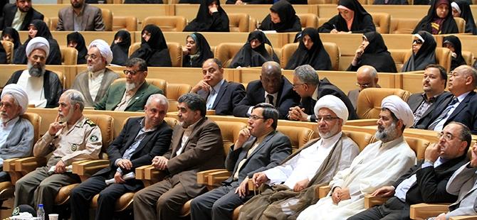 Kur'an-ı Kerim Yarışmasında bir araya geldiler 11