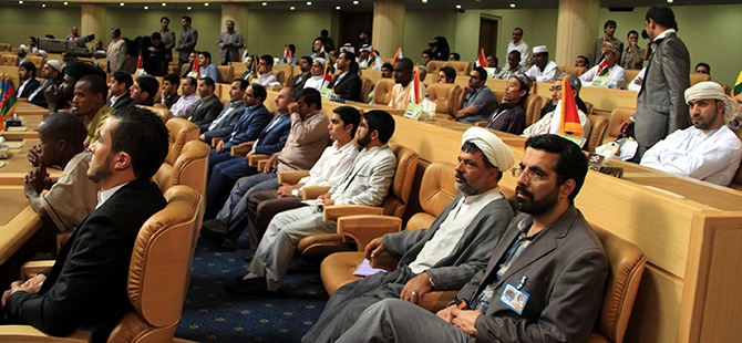 Kur'an-ı Kerim Yarışmasında bir araya geldiler 2