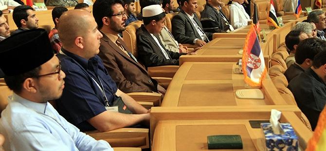 Kur'an-ı Kerim Yarışmasında bir araya geldiler 3