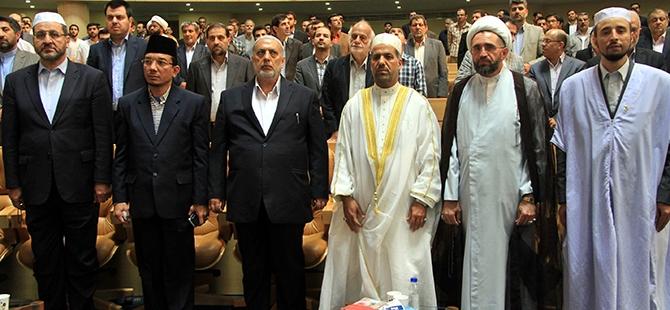 Kur'an-ı Kerim Yarışmasında bir araya geldiler 4