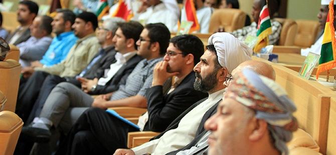 Kur'an-ı Kerim Yarışmasında bir araya geldiler 5