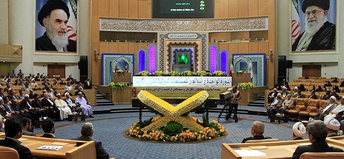 Kur'an-ı Kerim Yarışmasında bir araya geldiler 7