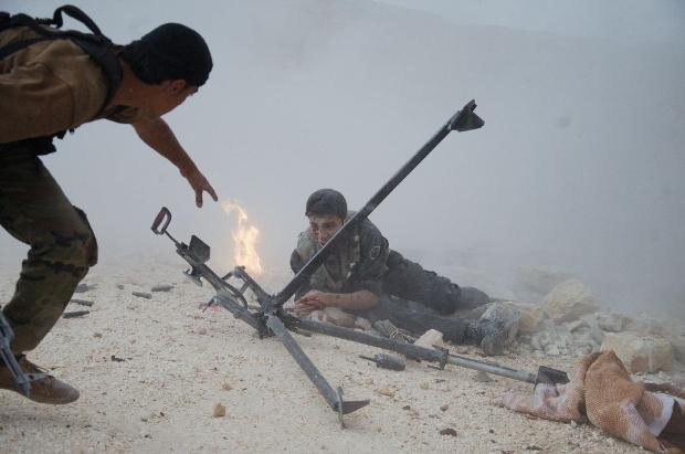 İşte Suriye'deki savaşın fotoğrafları - 27 Mayıs 2014 1