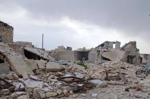 İşte Suriye'deki savaşın fotoğrafları - 27 Mayıs 2014 10