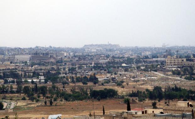 İşte Suriye'deki savaşın fotoğrafları - 27 Mayıs 2014 11