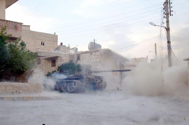 İşte Suriye'deki savaşın fotoğrafları - 27 Mayıs 2014 13