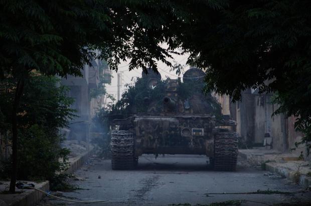 İşte Suriye'deki savaşın fotoğrafları - 27 Mayıs 2014 14