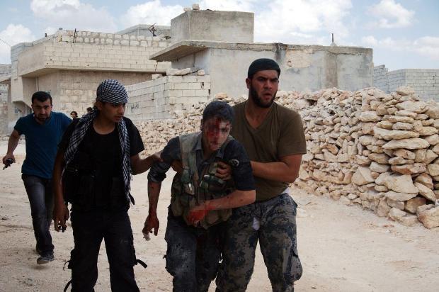 İşte Suriye'deki savaşın fotoğrafları - 27 Mayıs 2014 5