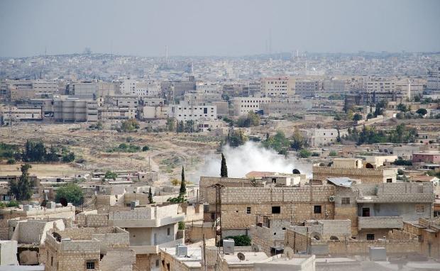 İşte Suriye'deki savaşın fotoğrafları - 27 Mayıs 2014 9