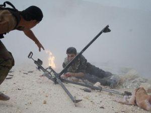 İşte Suriye'deki savaşın fotoğrafları - 27 Mayıs 2014