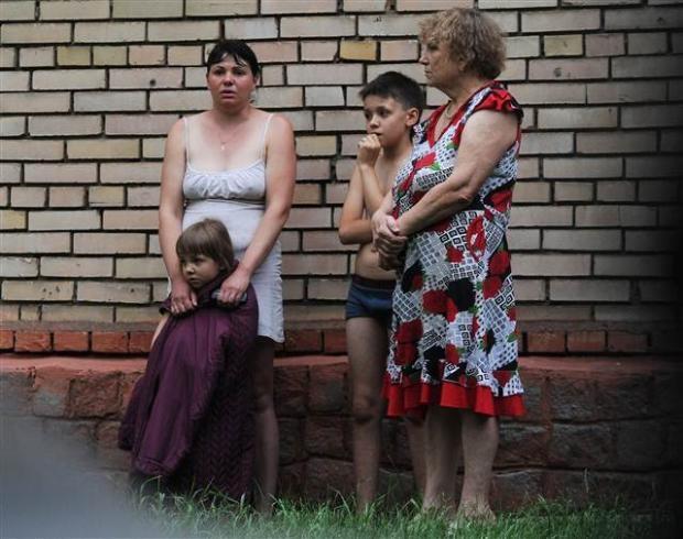 Ukrayna'dan kan donduran kareler 12
