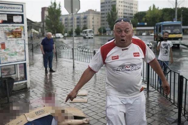 Ukrayna'dan kan donduran kareler 16