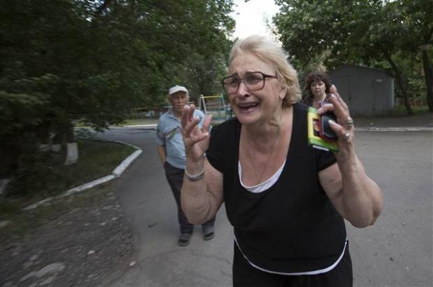 Ukrayna'dan kan donduran kareler 17