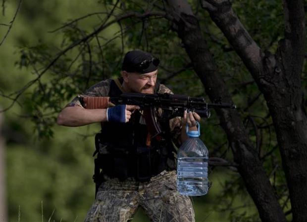 Ukrayna'dan kan donduran kareler 21