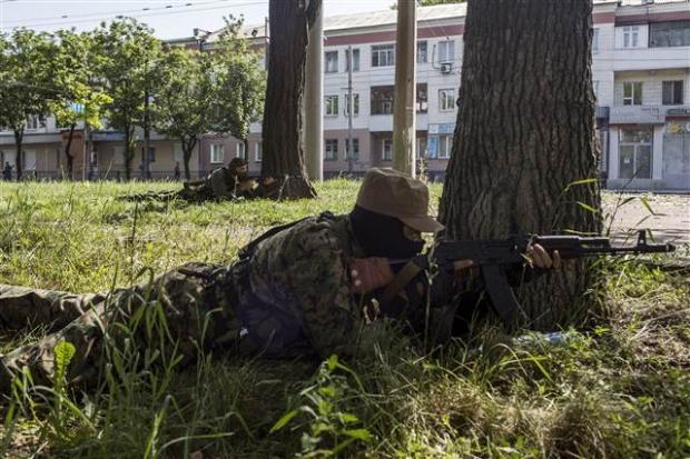 Ukrayna'dan kan donduran kareler 22