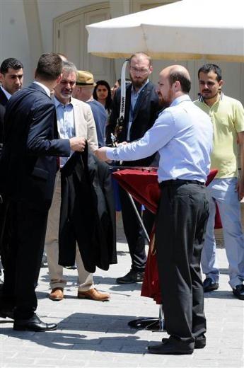 Bilal Erdoğan ok attı 16