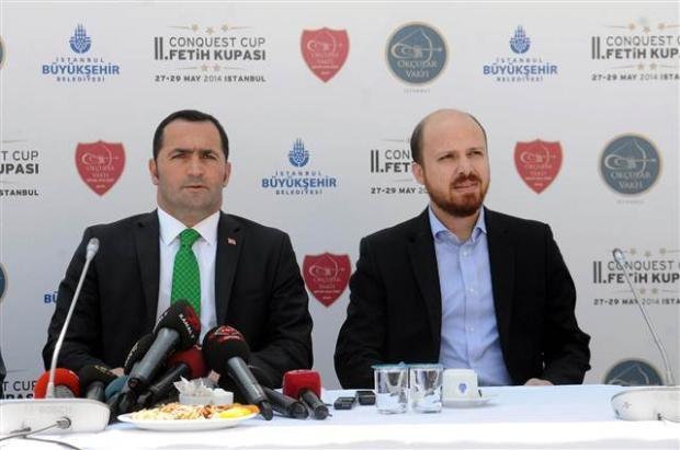 Bilal Erdoğan ok attı 5