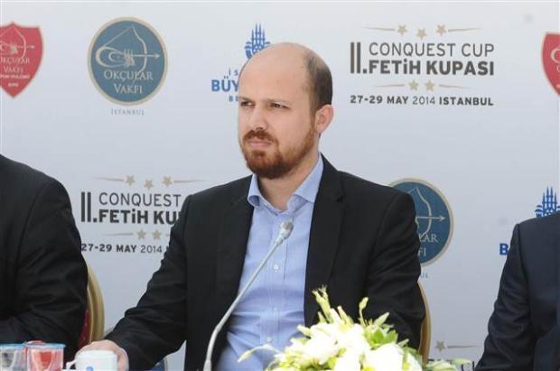 Bilal Erdoğan ok attı 7