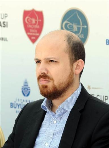 Bilal Erdoğan ok attı 8