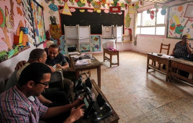 Mısır halkı seçimlere ilgisiz kaldı 10