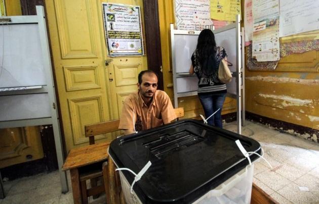 Mısır halkı seçimlere ilgisiz kaldı 14