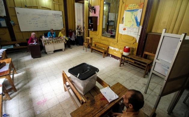 Mısır halkı seçimlere ilgisiz kaldı 15