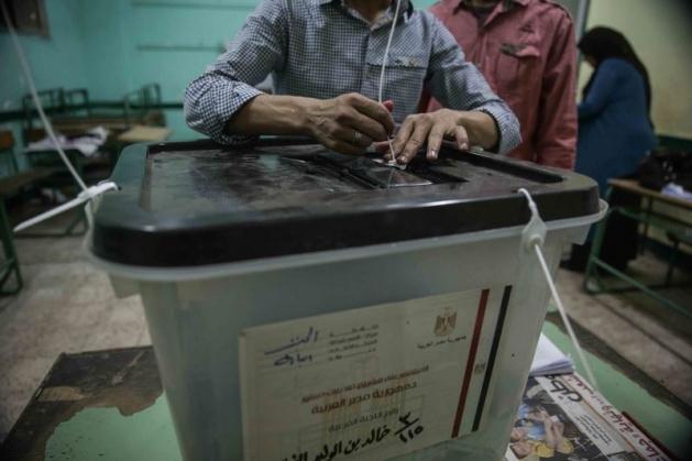 Mısır halkı seçimlere ilgisiz kaldı 21