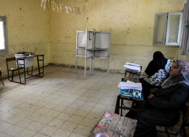 Mısır halkı seçimlere ilgisiz kaldı 4