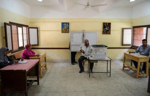 Mısır halkı seçimlere ilgisiz kaldı 5