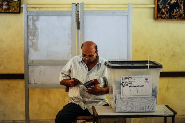 Mısır halkı seçimlere ilgisiz kaldı 6