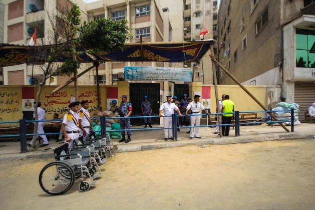 Mısır halkı seçimlere ilgisiz kaldı 7