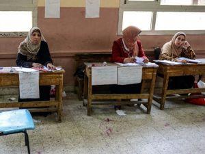 Mısır halkı seçimlere ilgisiz kaldı