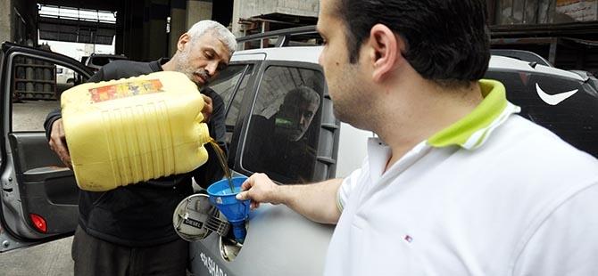 Gazze'de biyodizel üretim 3