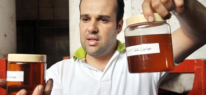 Gazze'de biyodizel üretim 4